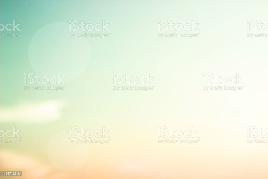 Bright Sky background stock photo