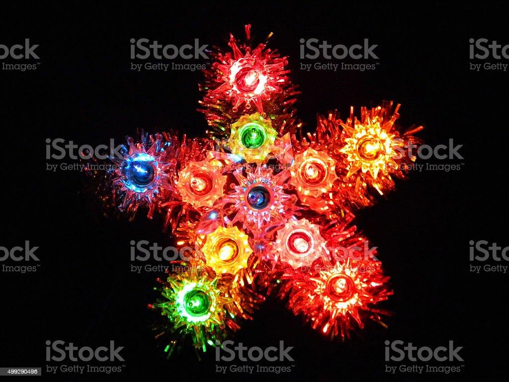 Bright Star stock photo