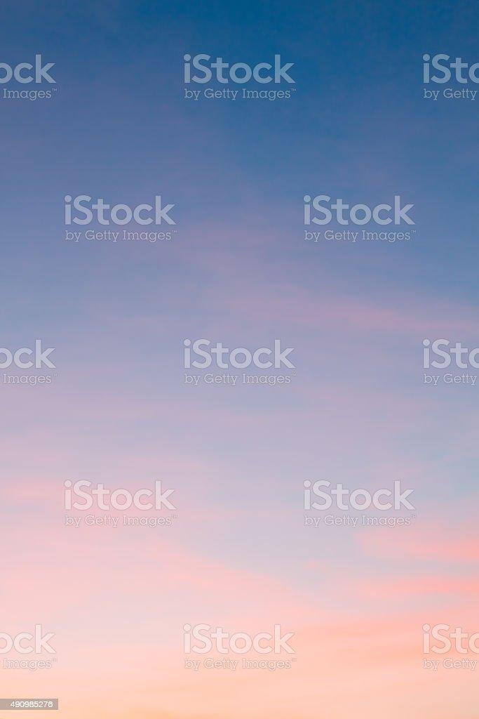 bright sunset sky,nature  background stock photo
