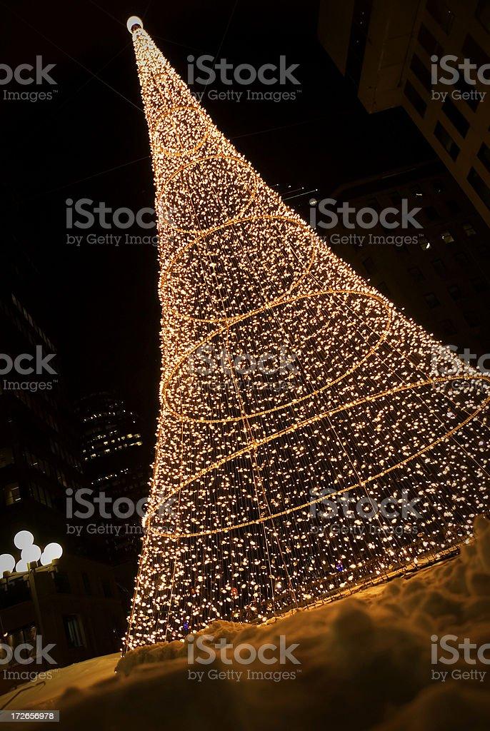 Bright Tree stock photo