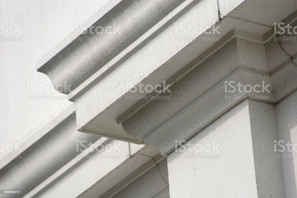 bright white stone stock photo