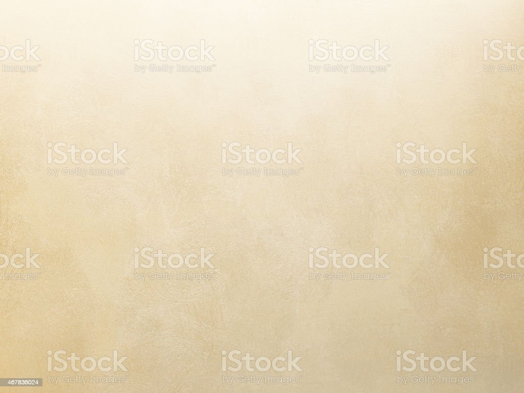 bright yellow silk paint stock photo