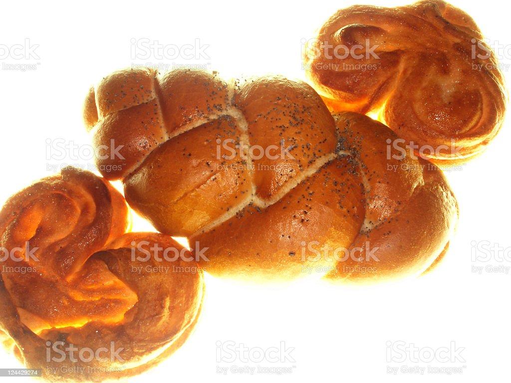 Brightness Bread royalty-free stock photo