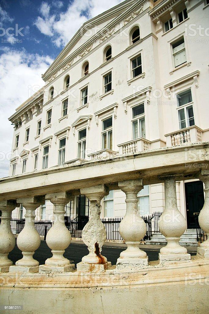 brighton architecture royalty-free stock photo