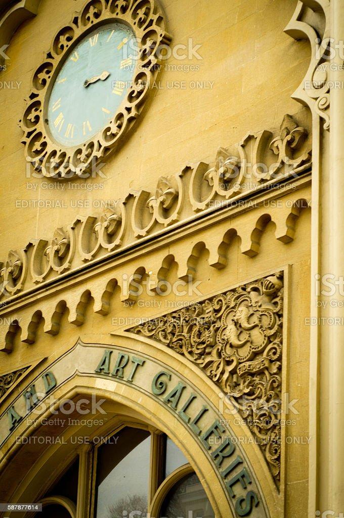 Brighton Art Gallery stock photo