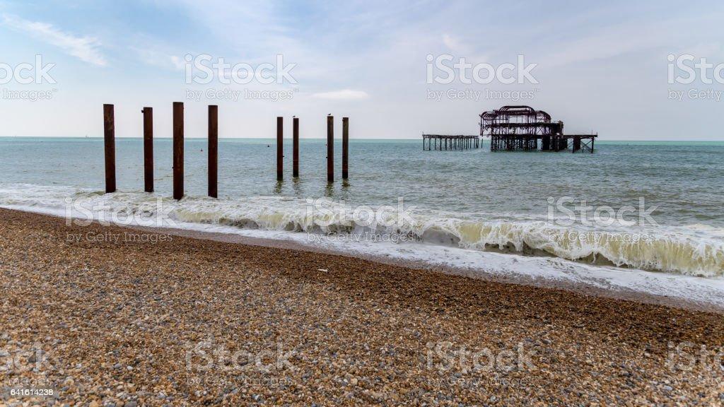 Brighton, East Sussex, UK stock photo