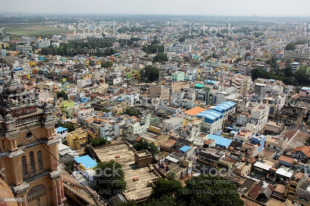 Brihadisvara Temple stock photo