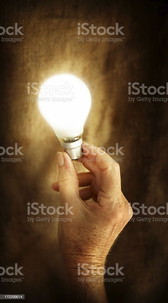 Brilliant Solution royalty-free stock photo