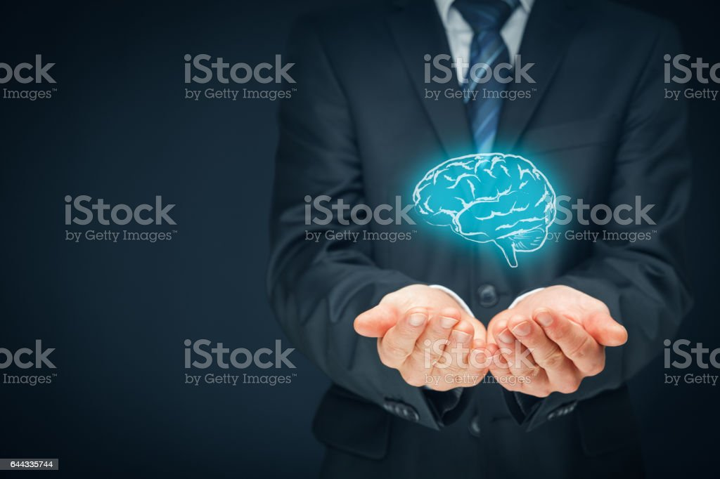 Bring creativity for your business, copyright and intellectual property rights stock photo