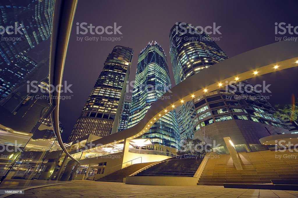 Bris Vegas stock photo