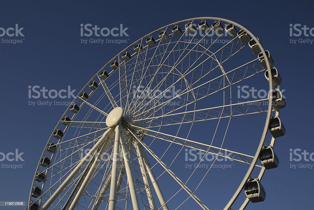 Brisbane Wheel royalty-free stock photo