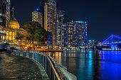 Brisbanes waterfront