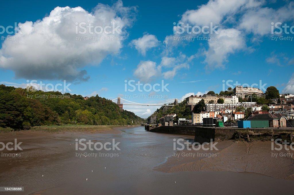 Bristol royalty-free stock photo