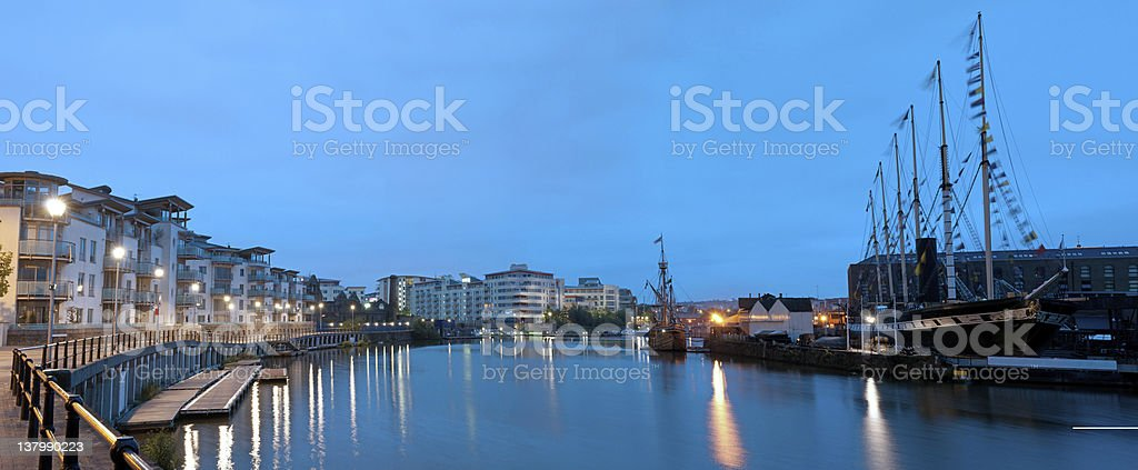 Bristol stock photo