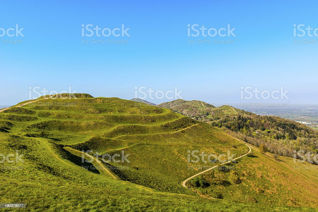 British Camp stock photo