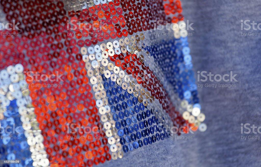 British Fashion royalty-free stock photo