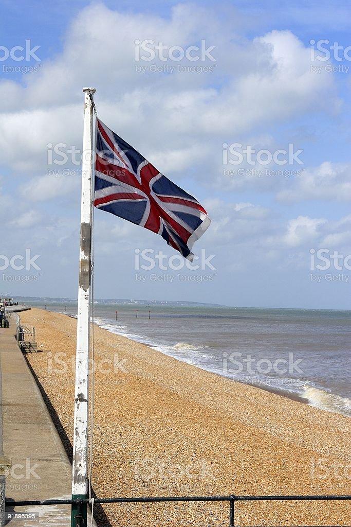 british flag royalty-free stock photo