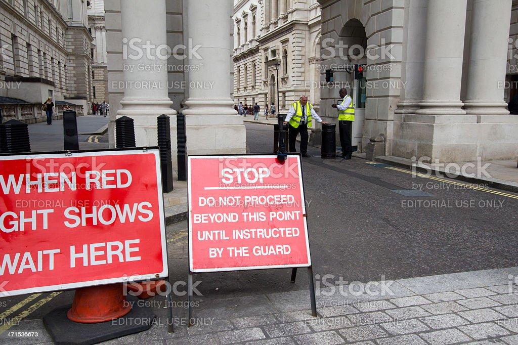 British Government stock photo