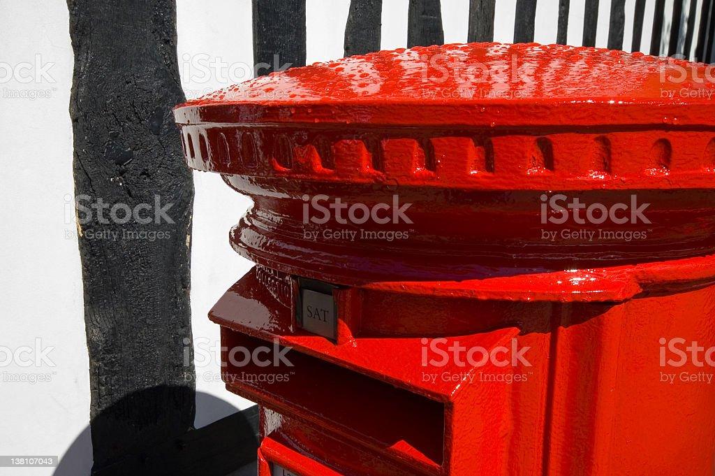 British Icons royalty-free stock photo