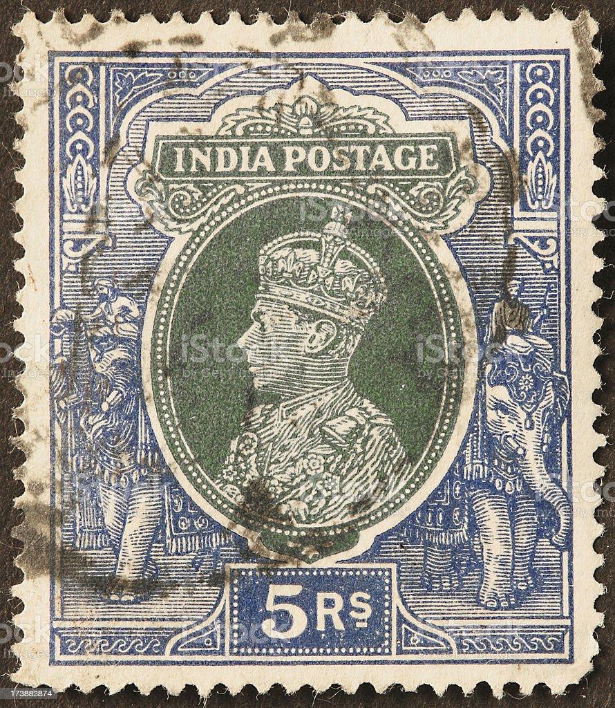British India royalty-free stock photo