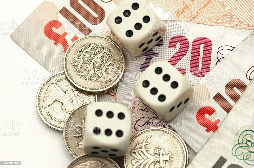 British Money royalty-free stock photo