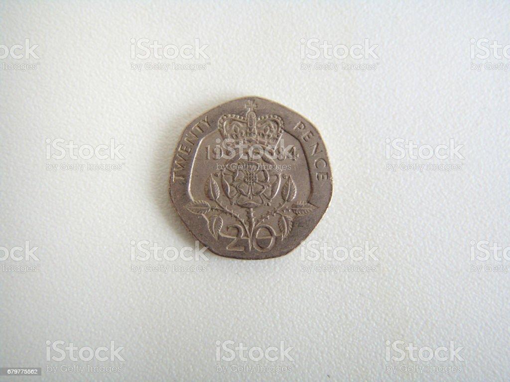 British Money stock photo