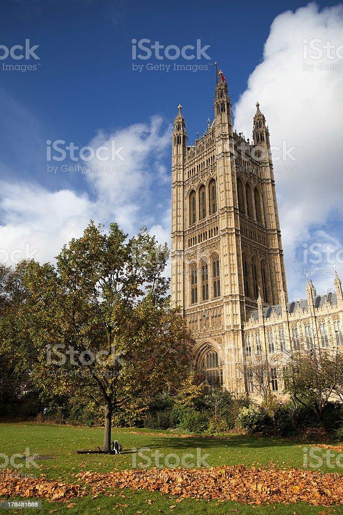 British Parliament royalty-free stock photo