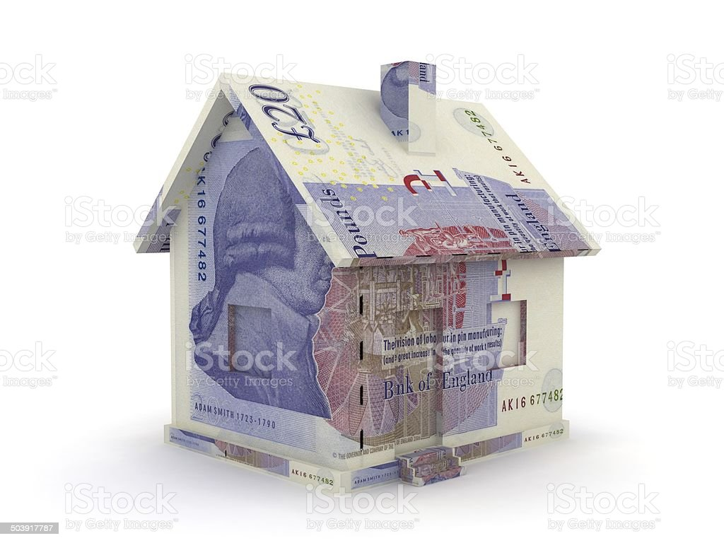 British Property stock photo