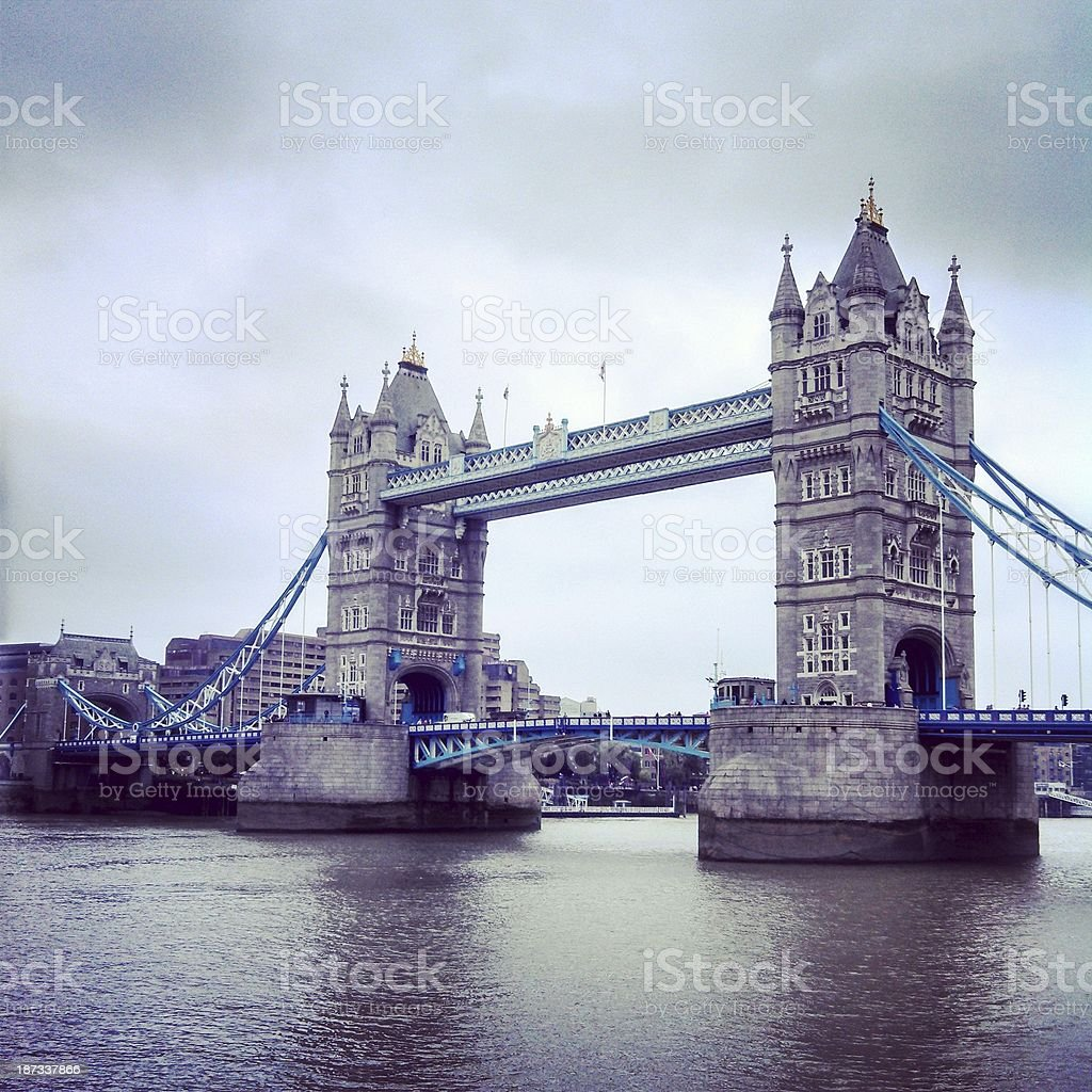 British Tower of London Landmark Architecture Thames River royalty-free stock photo