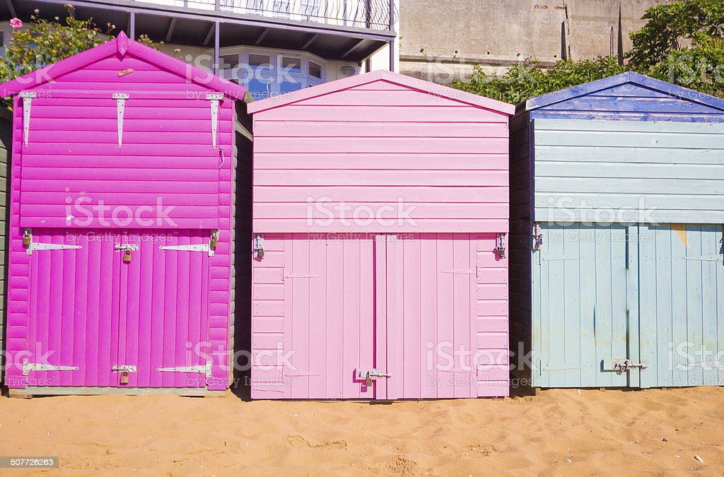 Broadstairs in Kent, England royalty-free stock photo