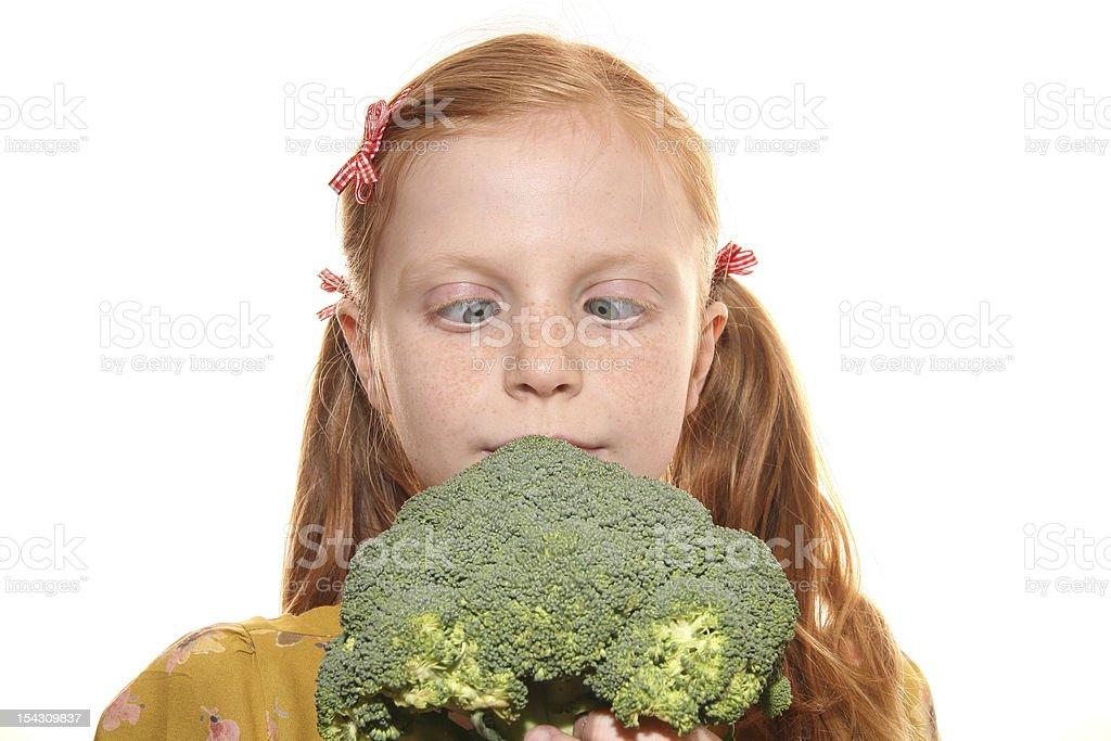 Broccoli overload royalty-free stock photo