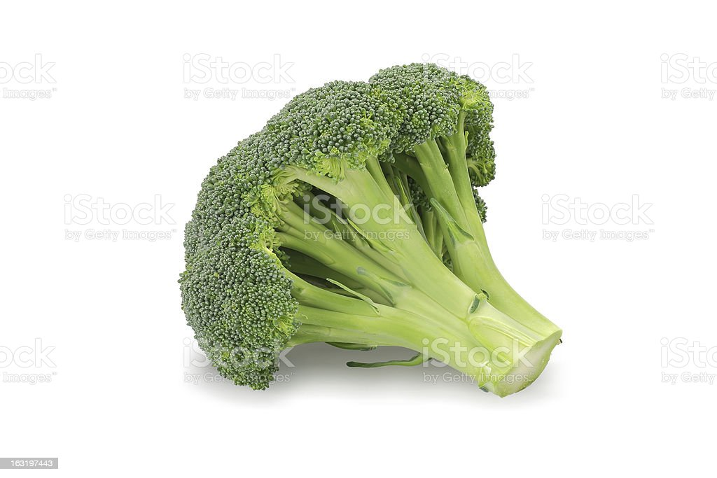 Broccoli royalty-free stock photo