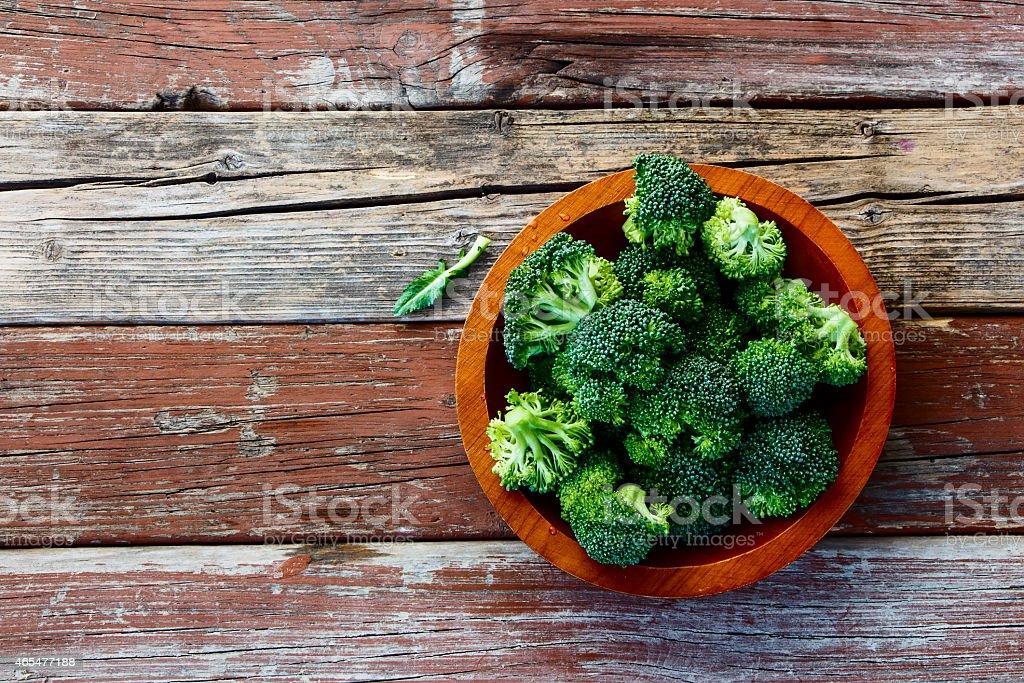 broccoli stock photo