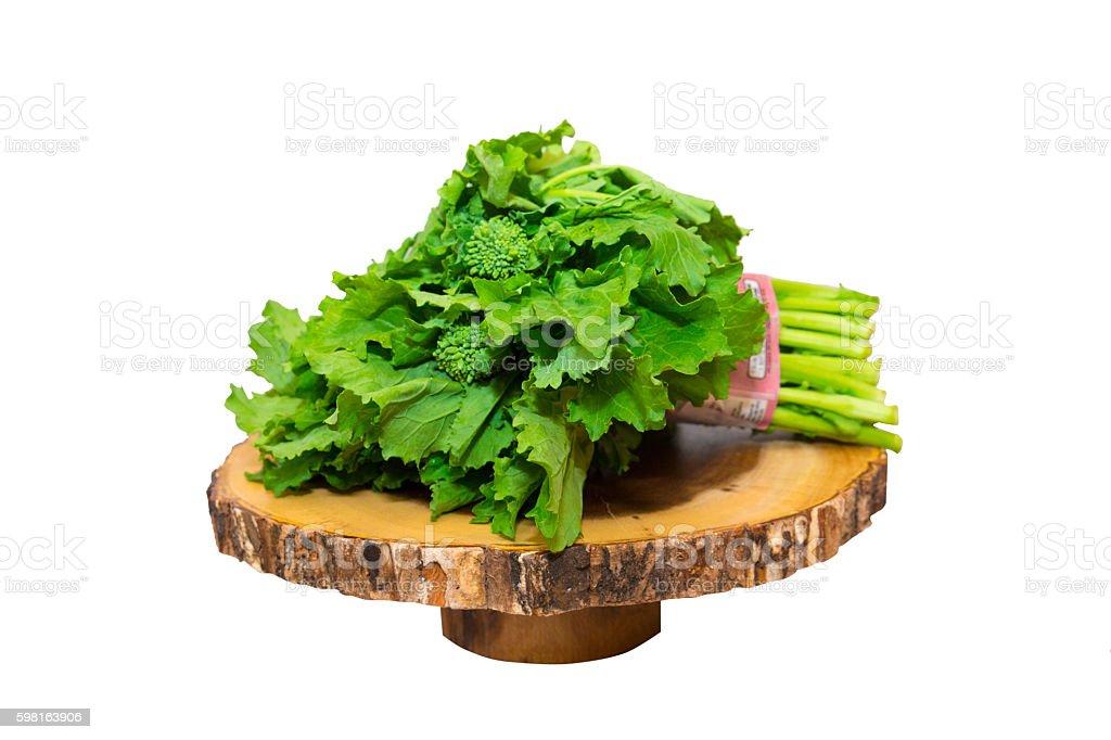 Broccoli Rabe stock photo