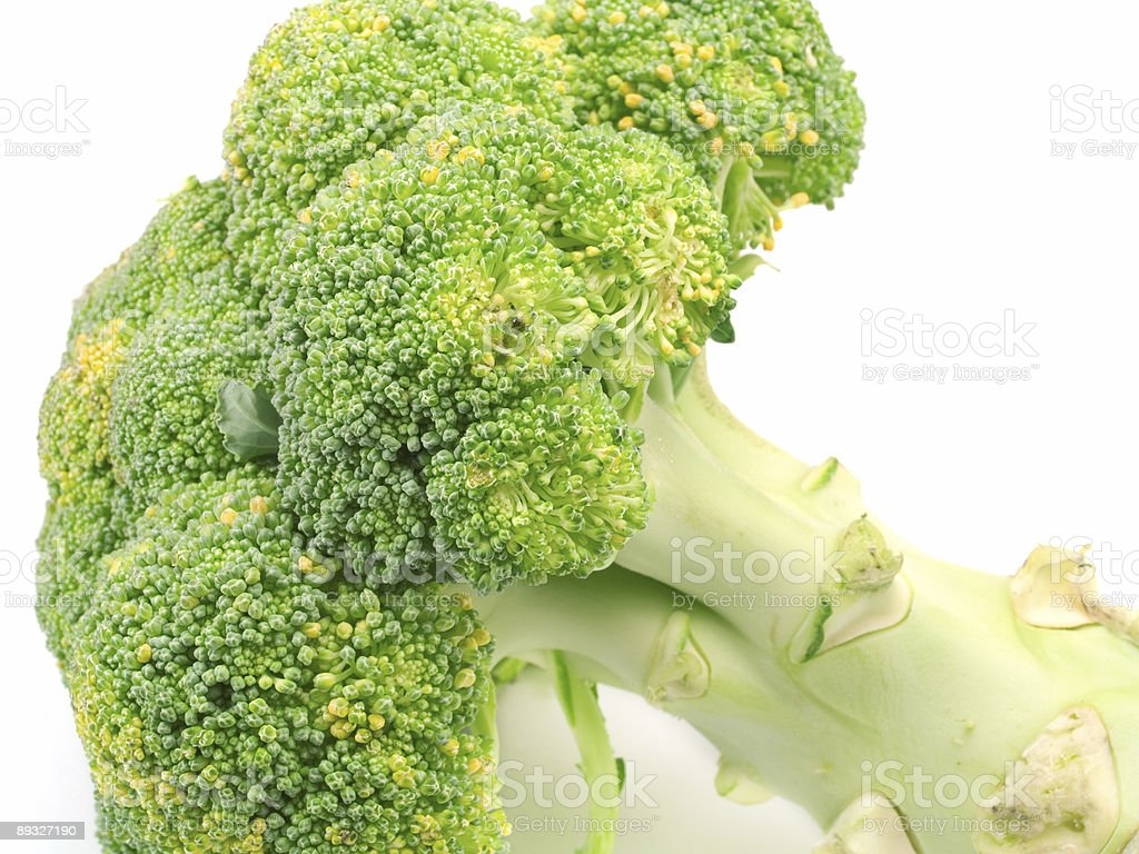 Brocolli royalty-free stock photo