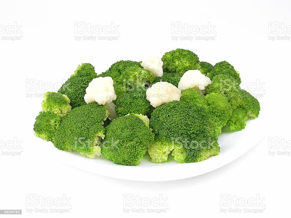 brocolli royalty-free stock photo