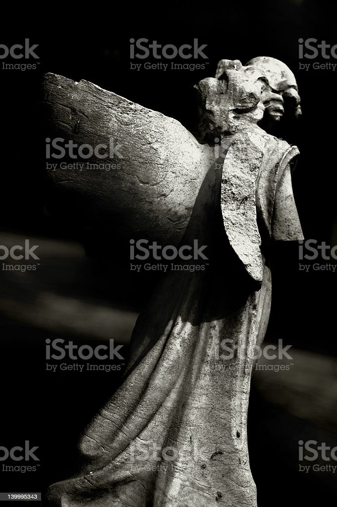 broken angels #6 royalty-free stock photo