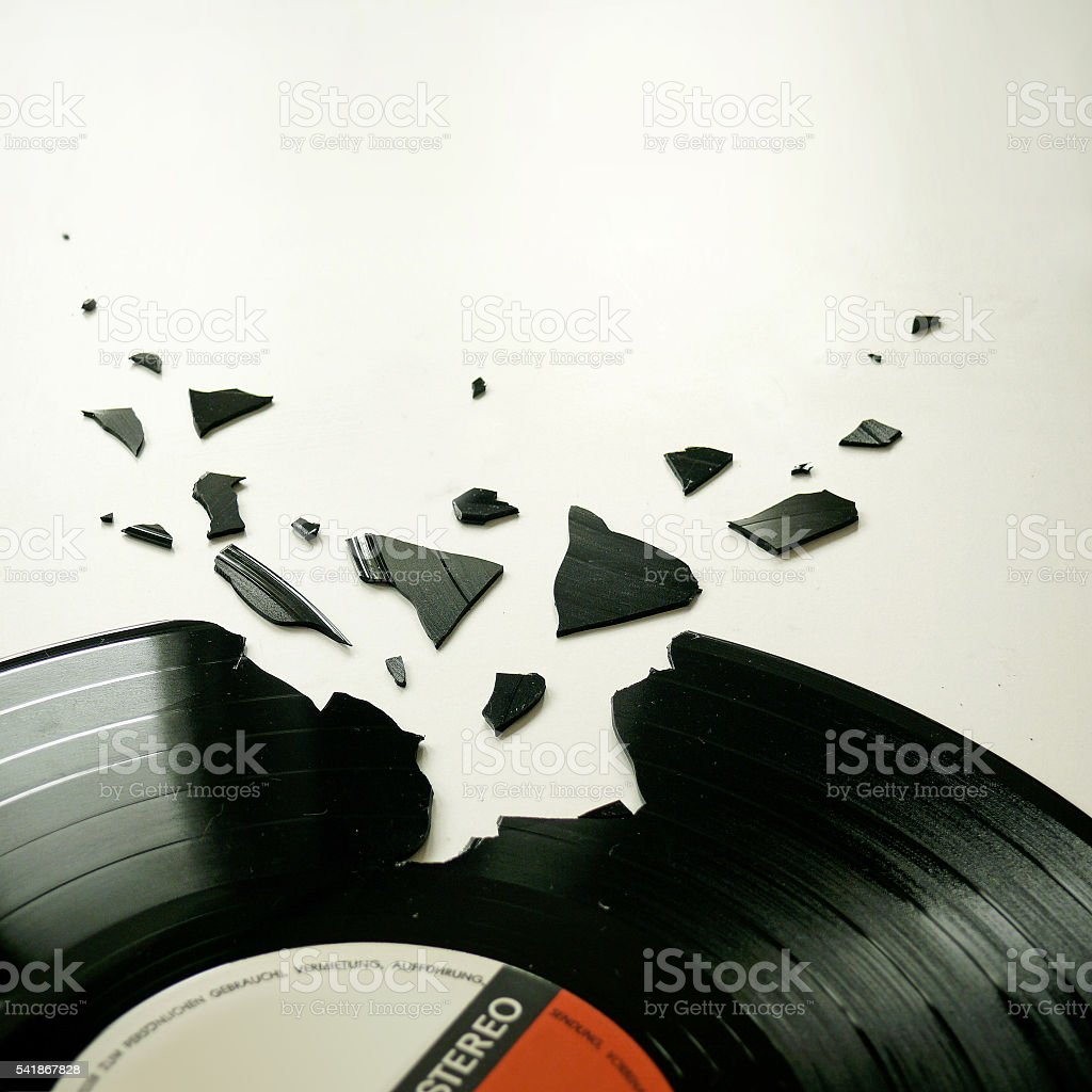 Broken Beat stock photo