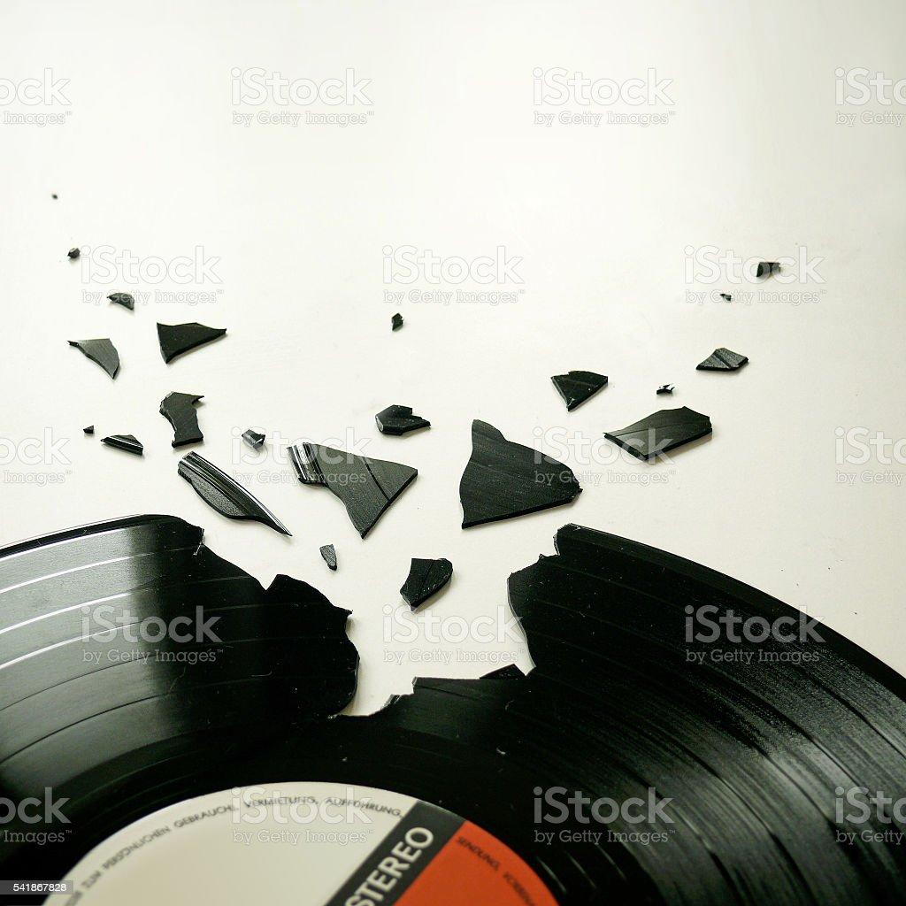 Broken Beat stock photo