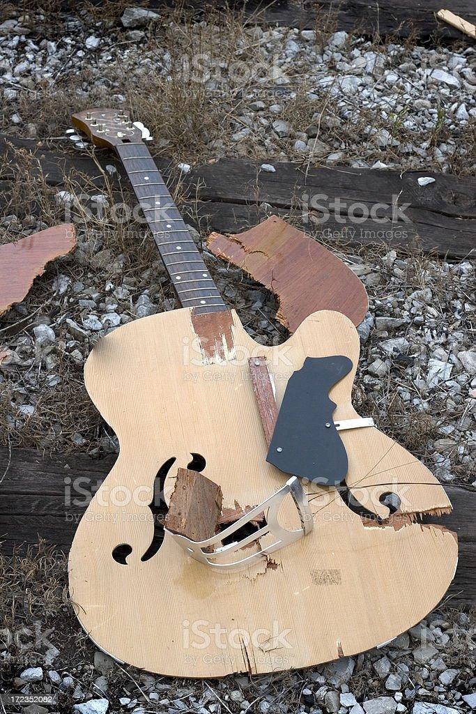 Broken Dreams royalty-free stock photo