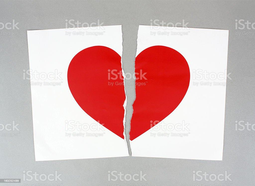 broken hearted stock photo