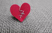 broken hearted