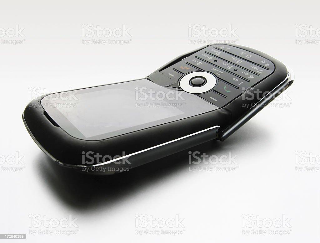 Broken Phone stock photo