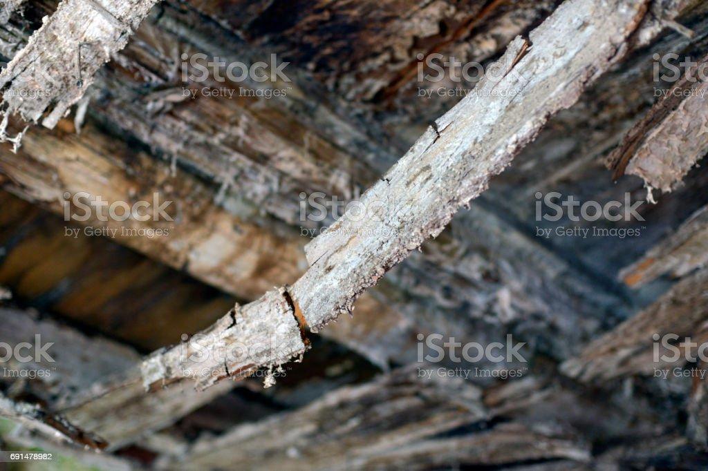 Broken stock photo