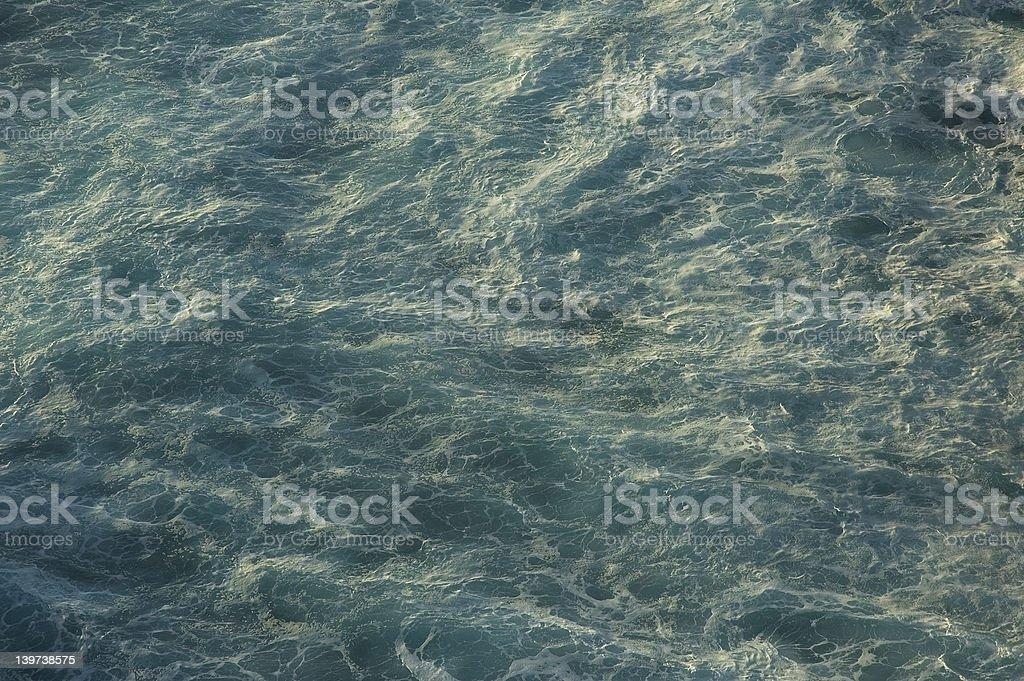 broken wave texture royalty-free stock photo