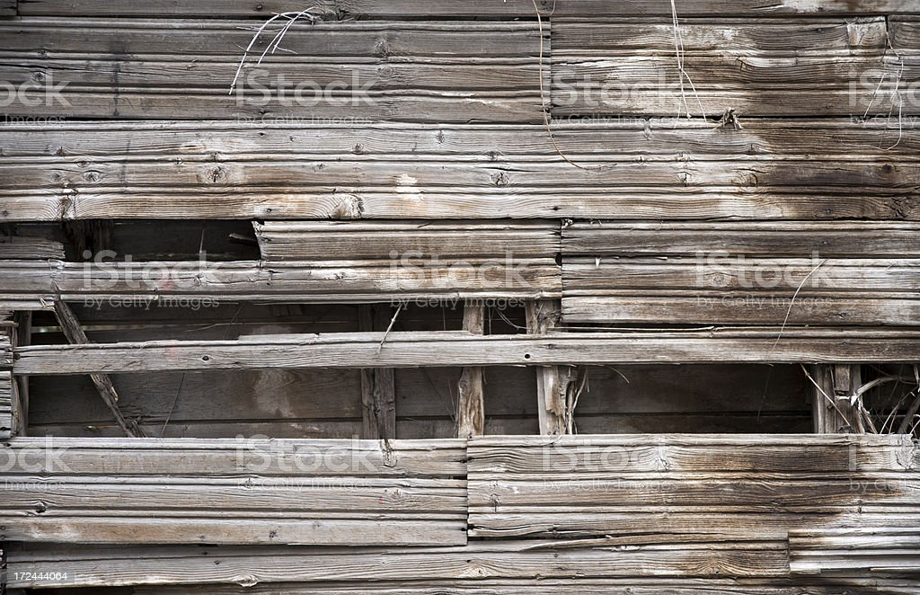 broken wood texture royalty-free stock photo