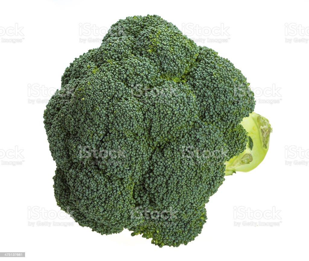 Brokoli royalty-free stock photo