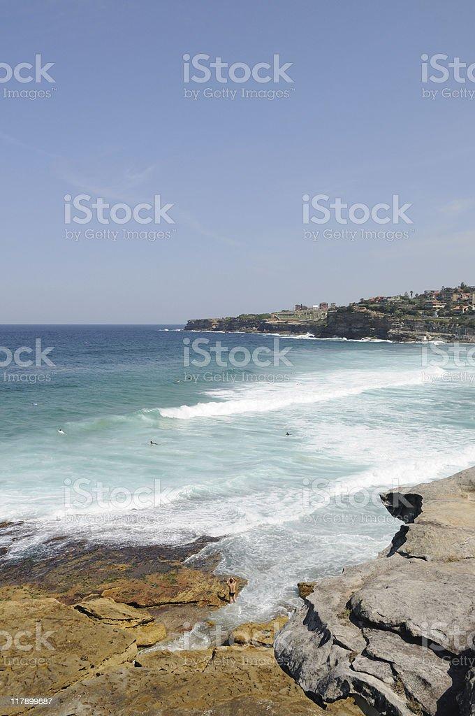 Bronte Surf stock photo