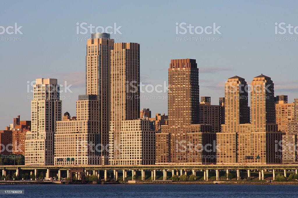 Bronx, New York City royalty-free stock photo