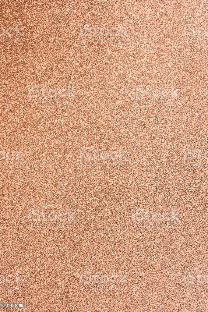 bronze glitter stock photo